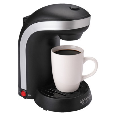 Single Cup Coffee Maker Uses Grounds : Best Single Serve Coffee Maker Financially Fit