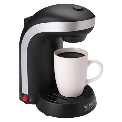 single serving coffee machine